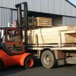 livraison bois professionnel Bourgoin