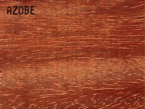 azobe, bois exotique chez Bourgoin bois