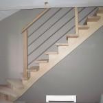 escalier en Frêne Bourgoin Bois